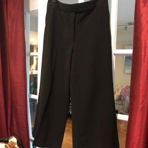 White House Black Market cropped pants